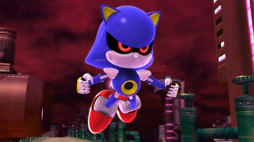 Sonic Generations Rival