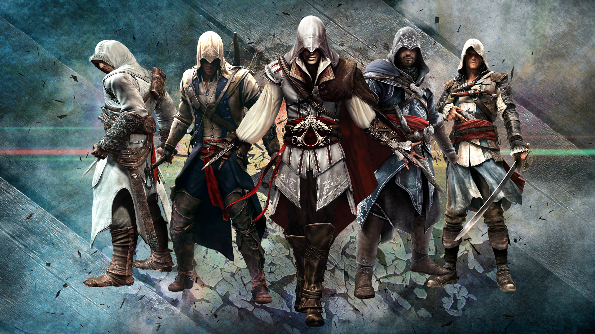 Ubisoft  Assassins Creed Franchise