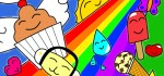 Rainbow Happy Land