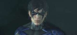 Nightwing in Batman Arkham City
