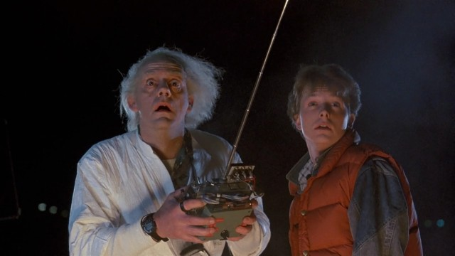 Great Scott!