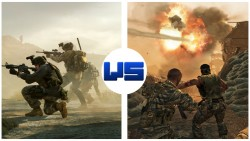 Medal of Honor vs Call of Duty