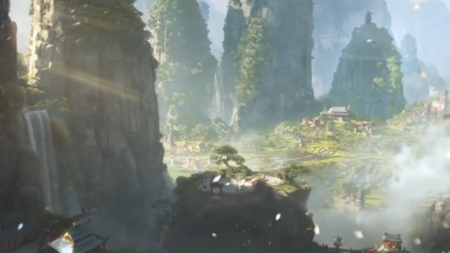 Mists of Pandaria Soundtrack