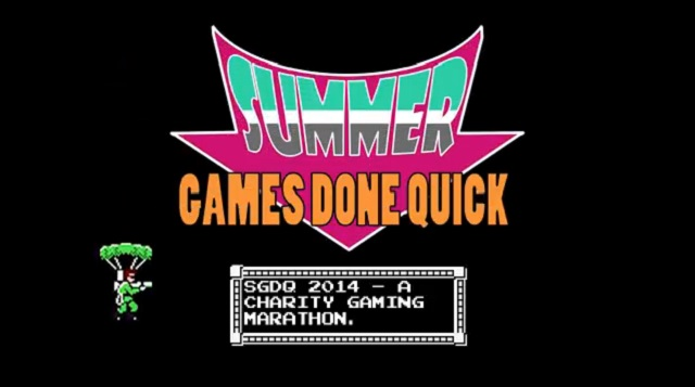 Summer Games Done Quick Has Begun!