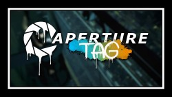 Aperture Tag: The Paint Gun Testing