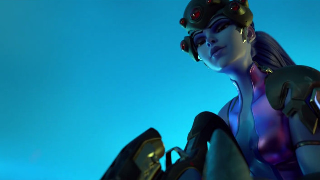 Overwatch Alive Widowmaker