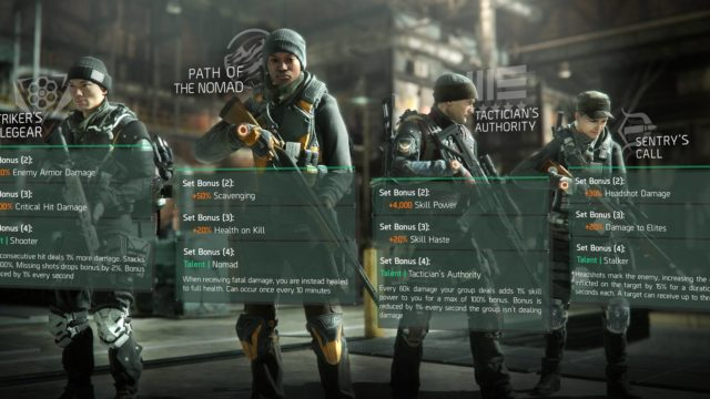 The Division Conflict