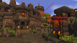 World of Warcraft Highmaul
