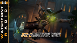 Overwatch Competitive Mode Genji
