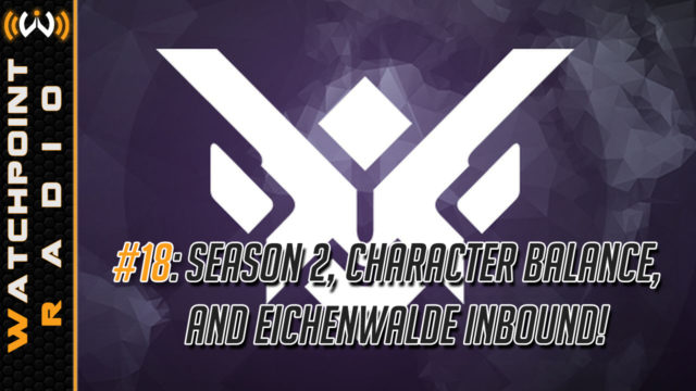 Overwatch Competitive Mode Season 2