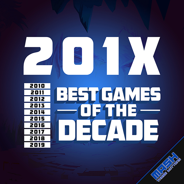 201X: Best Games of the Decade Cover
