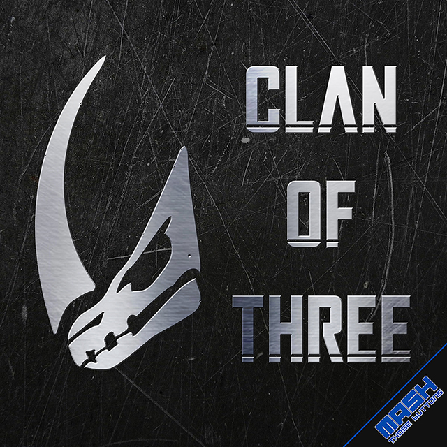 Clan of Three Cover