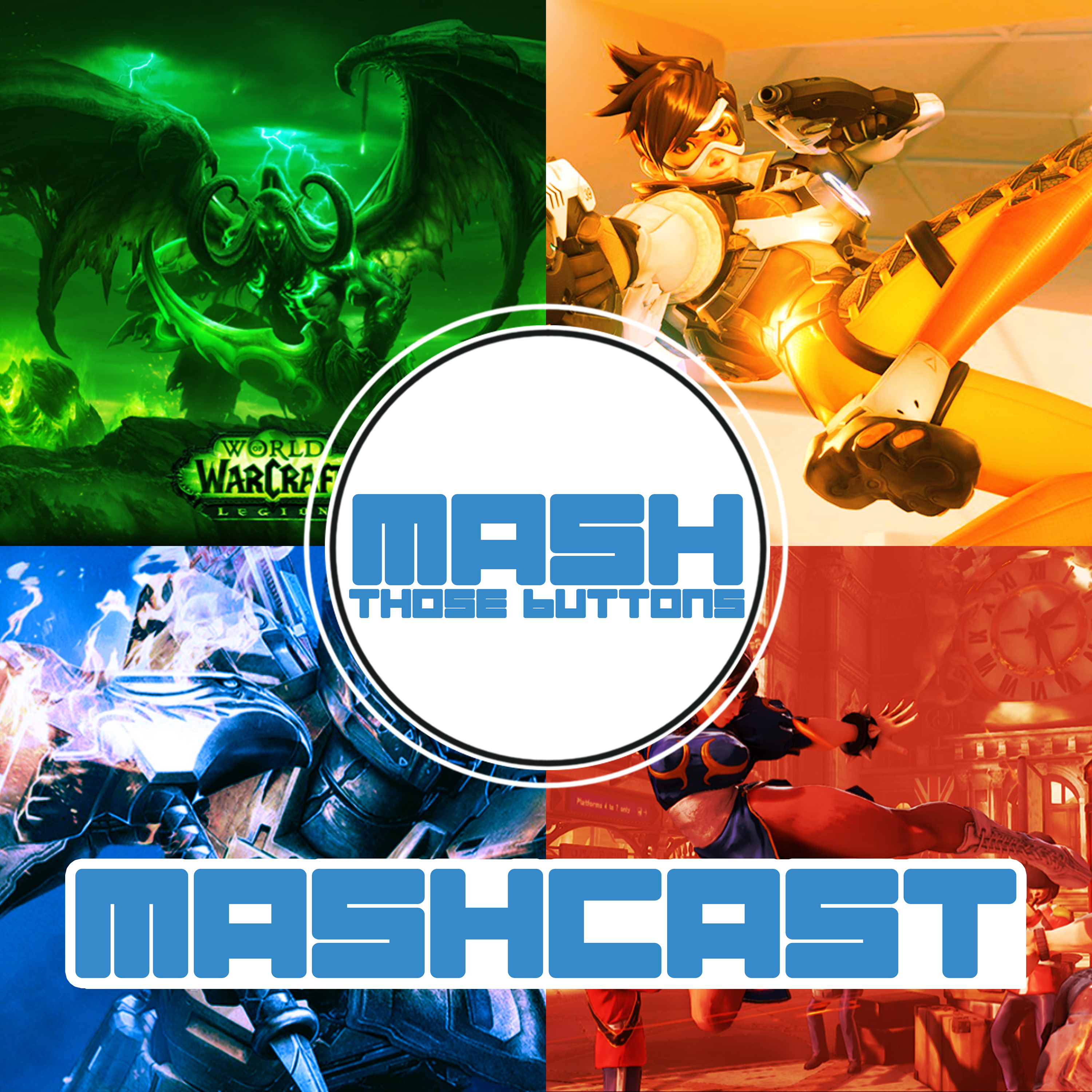 The Mashcast: Gaming Community, Culture, and Industry
