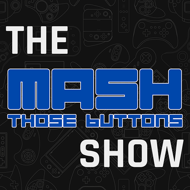 The Mash Those Buttons Show Cover