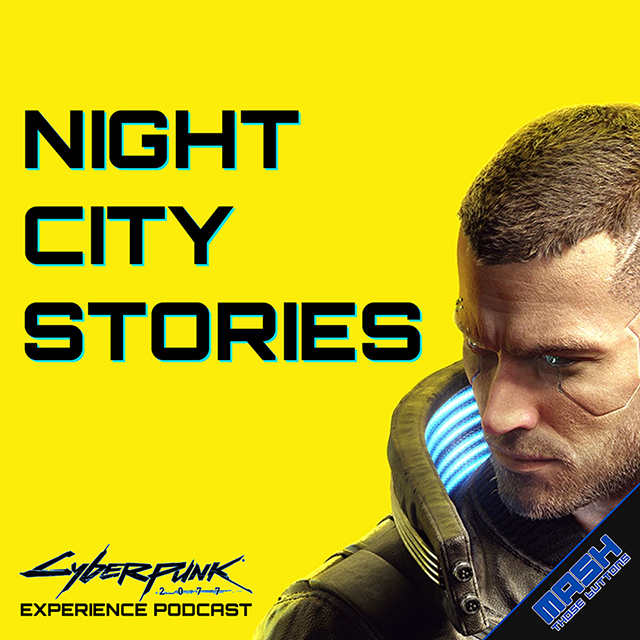 Night City Stories Cover