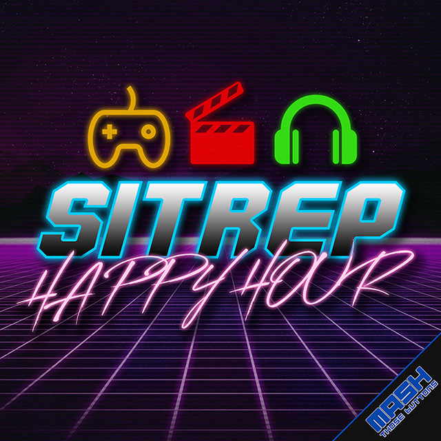 SITREP Happy Hour Cover