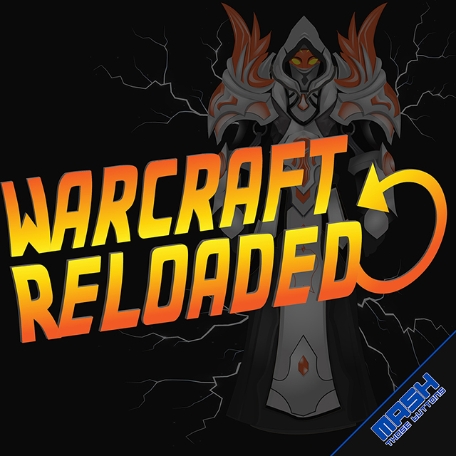 Warcraft Reloaded Cover
