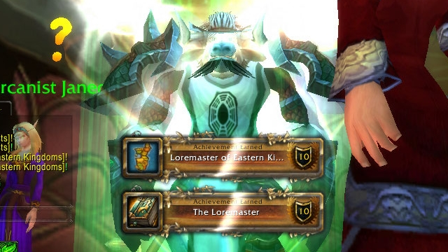 WoW! Thoughts! — On the Loremaster Achievement | Mash Those