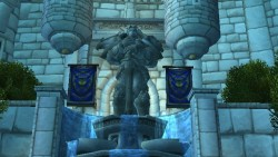 Statue of Varian