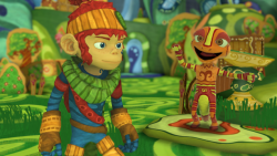 The Last Tinker: City of Colors is Pure Action/Platforming Elegance [Preview]