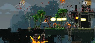 Unload Full Clips of Seering-Hot Freedom in Broforce [Preview]