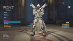 Overwatch Reaper Beta