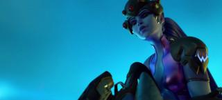 Overwatch Alive Widowmaker