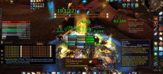 World of Warcraft Deadly Boss Mods