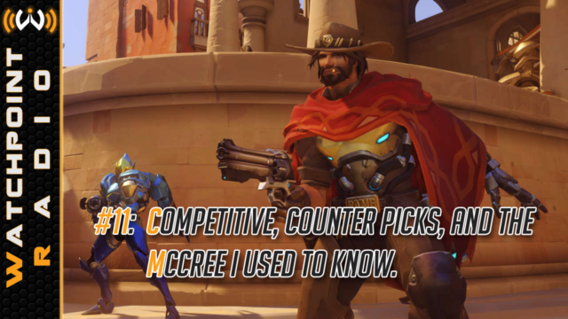 Overwatch McCree Counter Pick