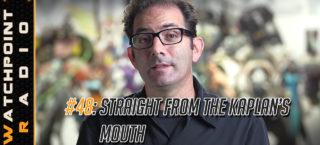 Overwatch Jeff Kaplan